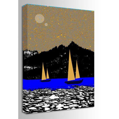 Picture of Sail Boat 24x36 *D