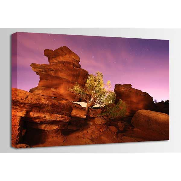 Picture of Red Rock Glow 48x32 *D
