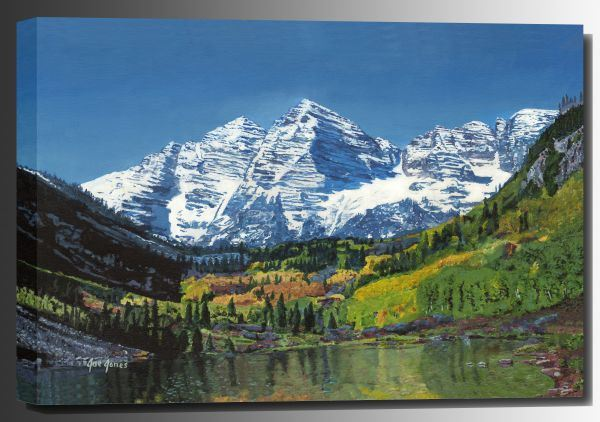Picture of Maroon Bells 48x32 *D