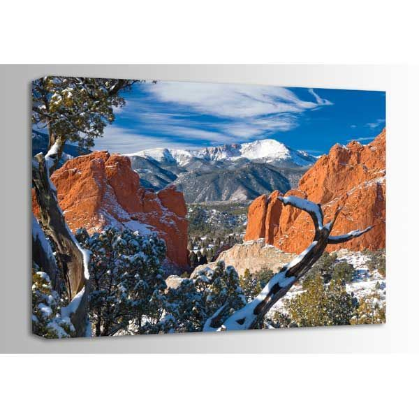Picture of Majestic Pikes Peak 36x24 *D