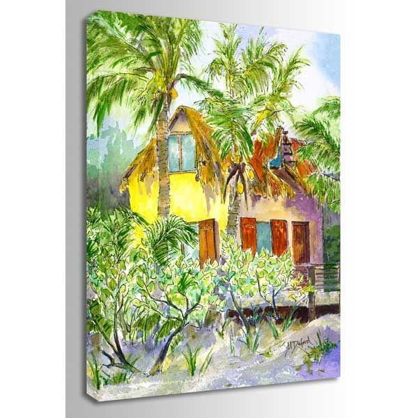 Picture of Beach Hideaway 32x48 *D
