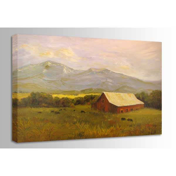 Picture of Out to Pasture 48X32 *D
