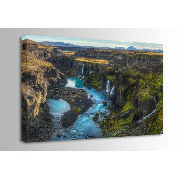 Picture of Iceland River 48x32 *D
