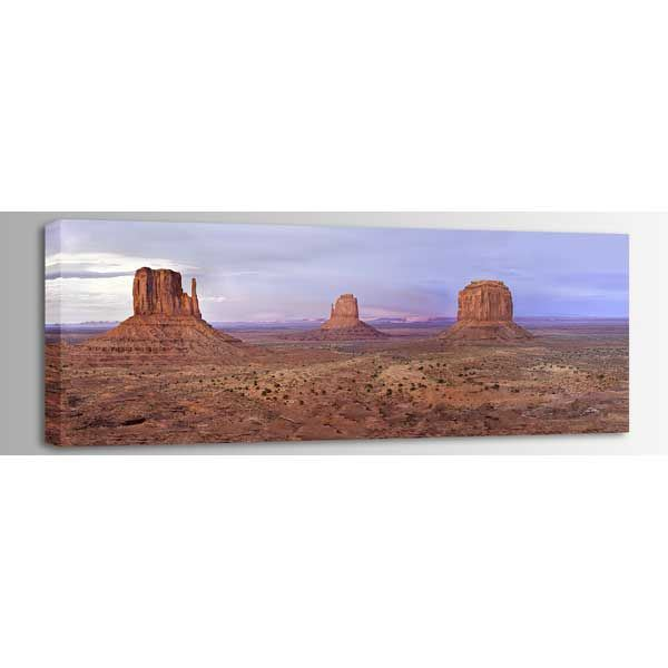 Picture of Monument Valley Twilight 60x20 *D