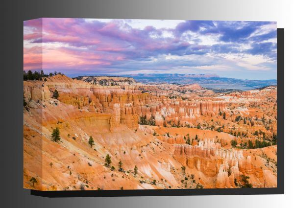 Picture of Sunset Point At Bryce Canyon 32x48 *D