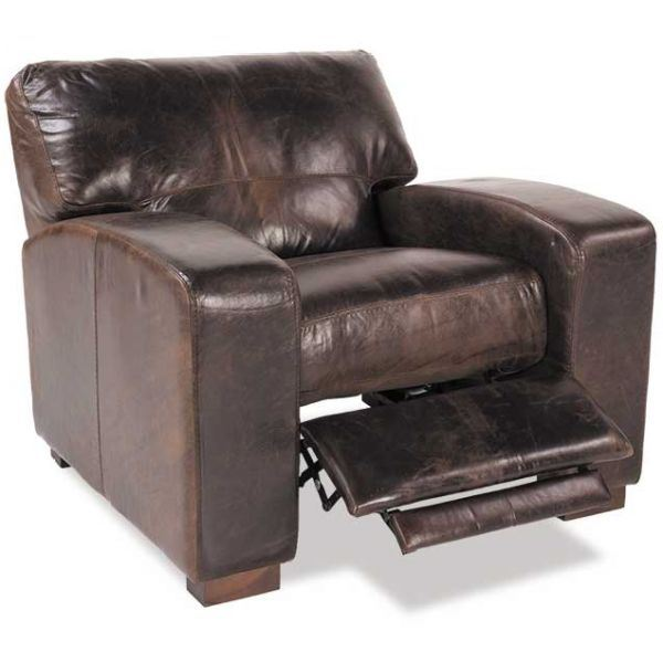 Picture of Aspen All Leather Pushback Recliner