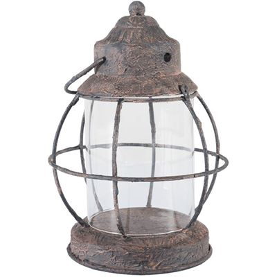 Picture of Rustic Metal Lantern