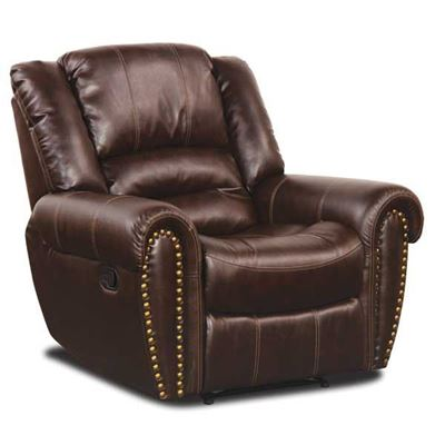 Picture of Brice Brown Rocker Recliner