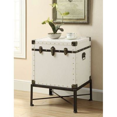 Picture of Side Cabinet, White *D