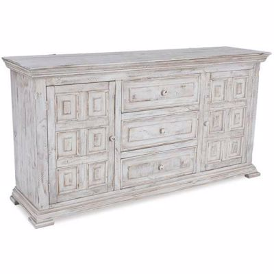 Picture of Isabella White Door Dresser