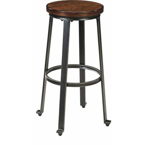 Challiman 30 Barstool D307 130 Ashley Furniture D307 130 Afw Com