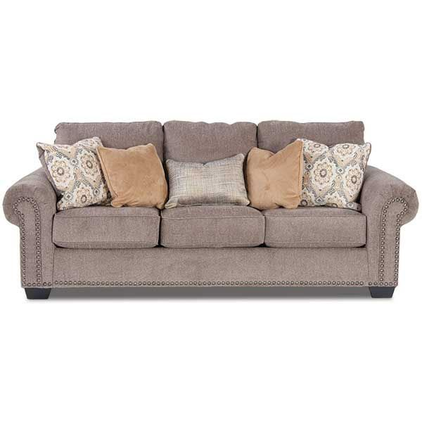 Picture Of Emelen Alloy Chenille Sofa