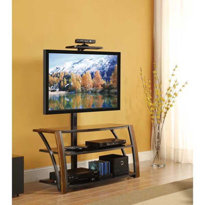 """Picture of 46"""" HDTV Gaming Theater TV Console"""