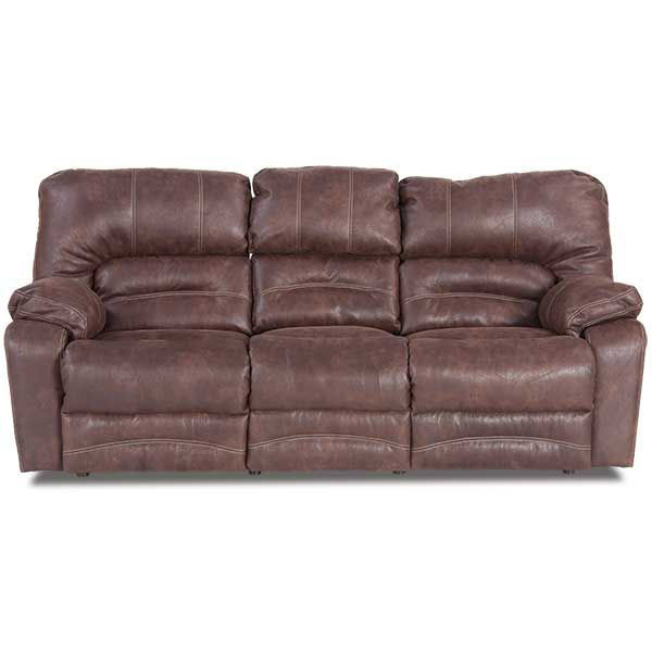 Picture of Legacy Reclining Sofa with Table and Lights