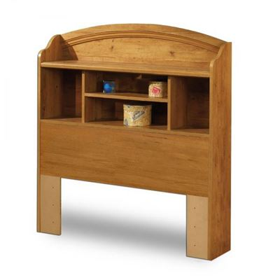 Picture of Prairie Twin Bookcase Headboard *D
