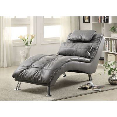Picture of Chaise, Grey *D