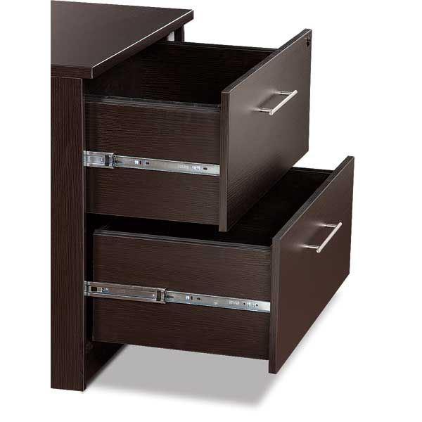 Picture of Espresso Lateral File Cabinet
