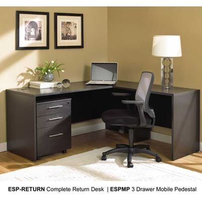 Picture of Espresso Return Desk