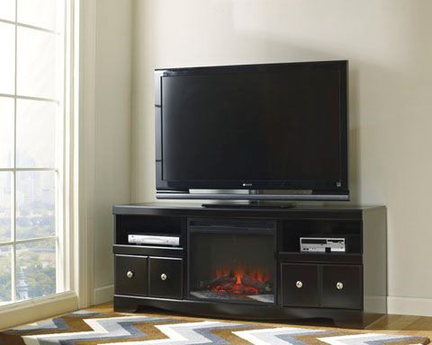 Ashley Furniture Shay Fireplace TV Console W271-68 | AFW.com