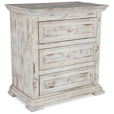Picture of White Isabella Nightstand
