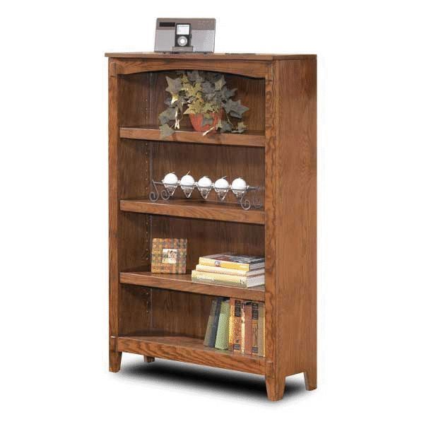 Cross Island Medium Bookcase H319 16 Ashley Furniture Afw Com