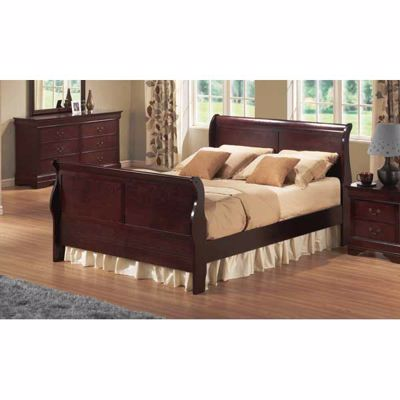 Picture of Bordeaux Sleigh Full Bed
