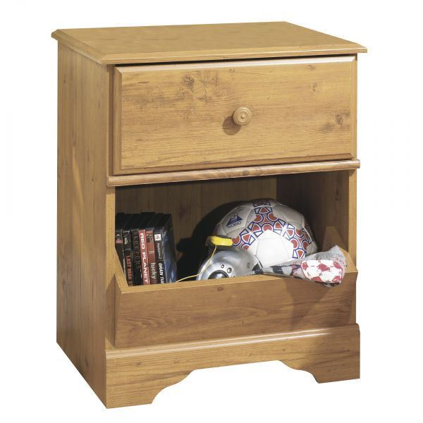 Picture of Little Treasures 1-Drawer Night *D
