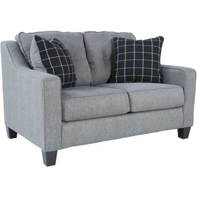 Picture of Brindon Charcoal Loveseat