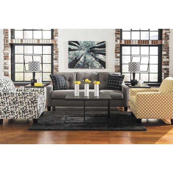 Peachy Brindon Charcoal Queen Sleeper Cjindustries Chair Design For Home Cjindustriesco