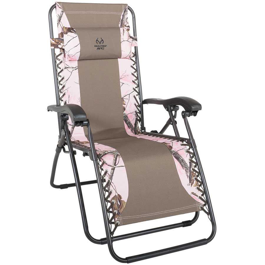 Brilliant Adjustable Relaxer Realtree Pink 4321 Rp F4321Oxrtpn Creativecarmelina Interior Chair Design Creativecarmelinacom