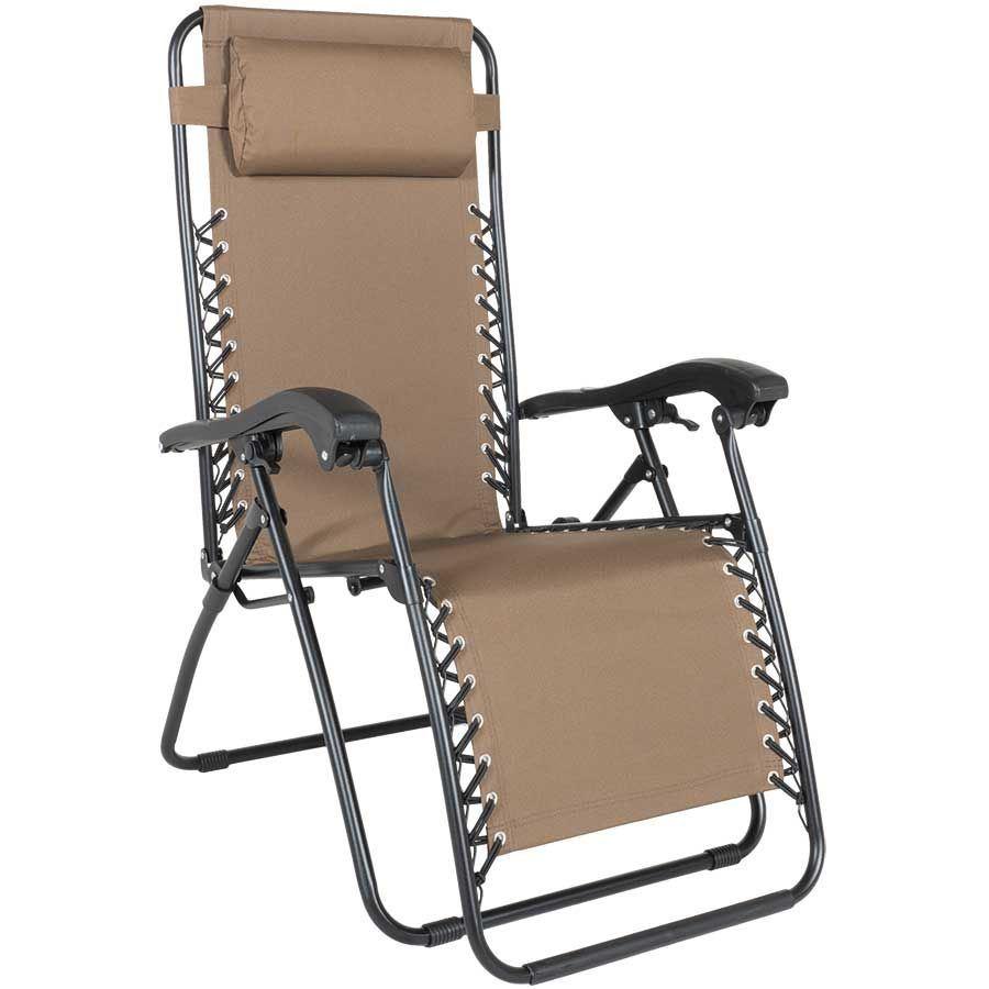 Superb Adjustable Relaxer Tan 43210 Tan Summer Winds Afw Com Creativecarmelina Interior Chair Design Creativecarmelinacom