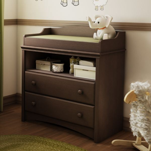 Picture of Angel Changing Table *D
