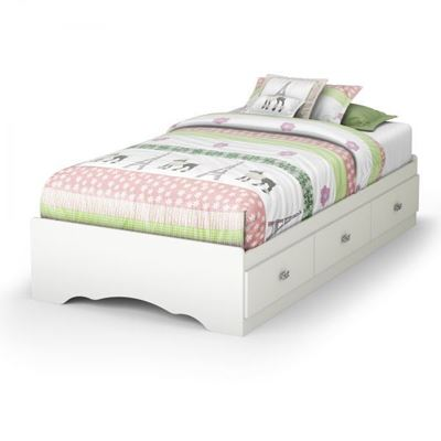 Picture of Tiara Twin Mates Bed *D