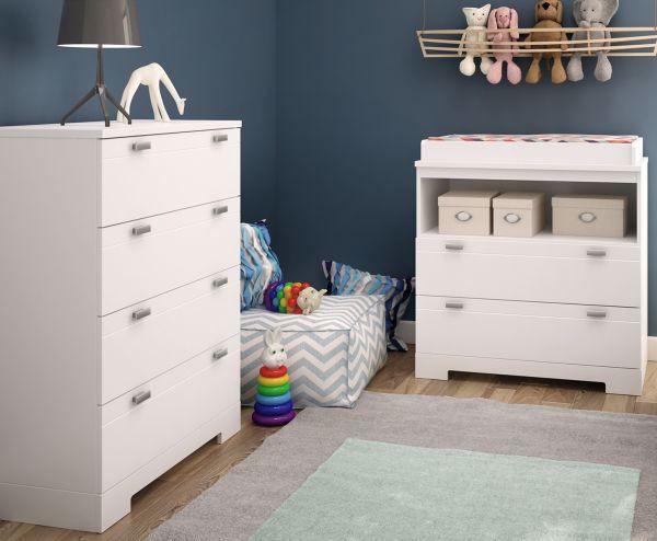 Picture of Reevo Changing Table & Chest *D