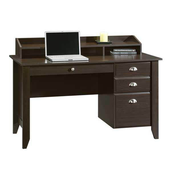 Picture of Shoal Creek Computer Desk W/Hutch