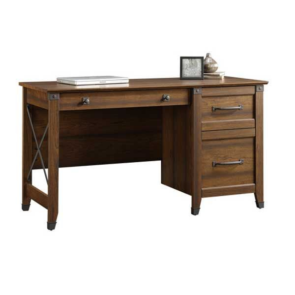 Picture of Carson Forge Computer Desk