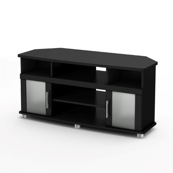Picture of City Life I Corner TV Stand *D