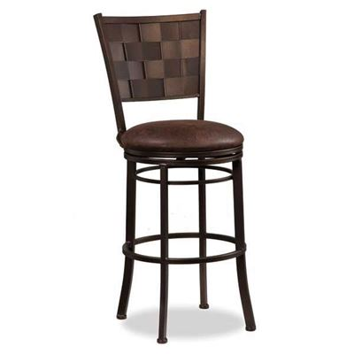 "Picture of Riviera 30"" Armless Swivel Barstool"