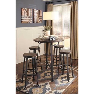 Picture of Challiman 5 Piece Pub Set