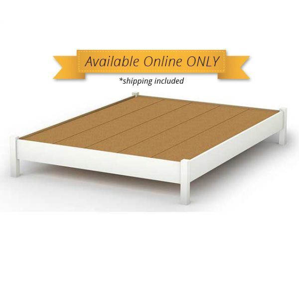 Picture of Step One Queen Platform Bed *D