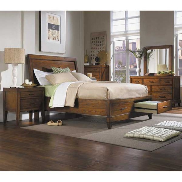 Picture of Tamarindo Queen Storage Bed