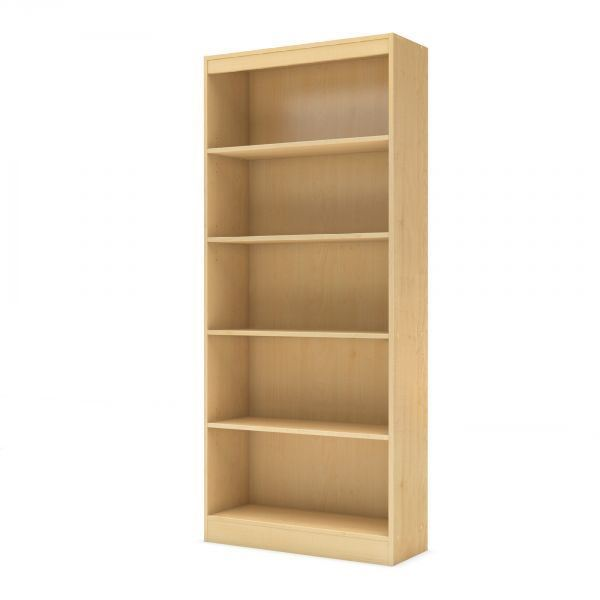 Picture of Axess 5-Shelf Bookcase *D