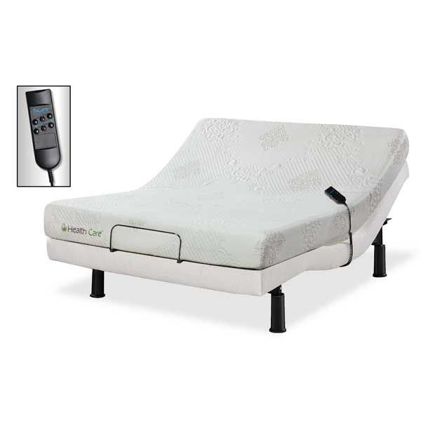 Picture of Wired Innova Adjustable Queen Set with Premier Mattress