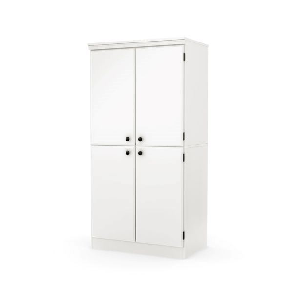 Picture of Morgan 4-Door Storage Cabinet *D