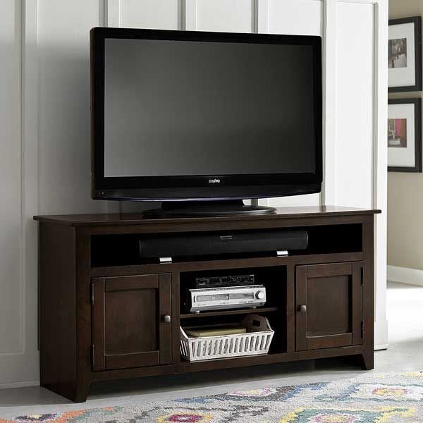 Picture of Rio Bravo 58 Inch TV Console, Dark Pine
