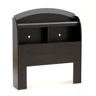 Picture of Lazer Twin Bookcase Headboard *D