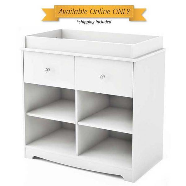 Picture of Little Jewel Changing Table *D