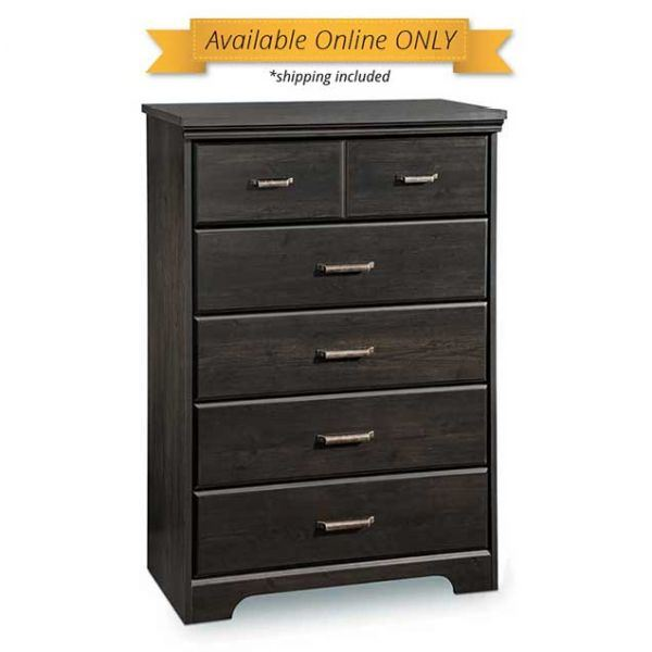 Picture of Versa 5-Drawer Chest *D