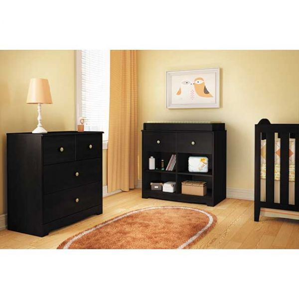 Picture of Little Teddy 3-Drawer Chest *D