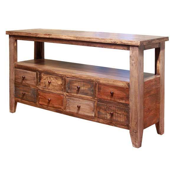 Antique Sofa Table 965s Afw